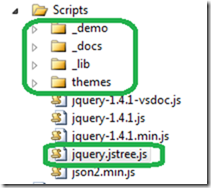 jsTree – Few examples with ASP Net/C# | Simple  Net Solutions